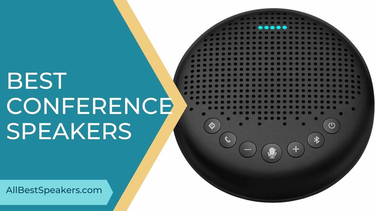 Best Conference Speakers for Home, Office